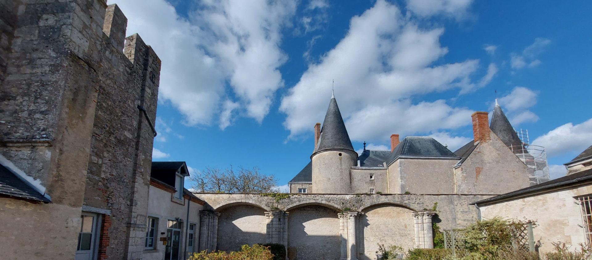 Art et Patrimoine à Huisseau-sur-Mauves